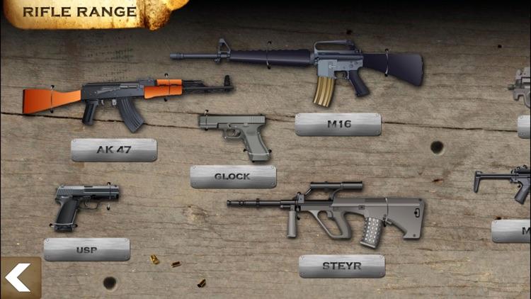 Gun Center - Gun Builder Games