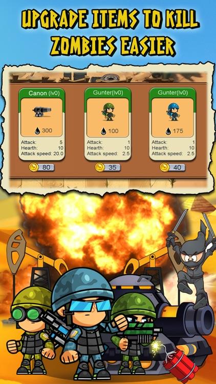 Ninja vs Zombies Premium screenshot-3