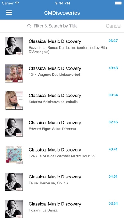 Classical Music Free - Mozart & Piano Music from Famous Composers screenshot-4