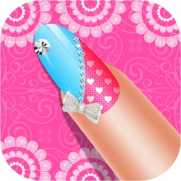 Nail Art Makeover Salon – Little Princess Nail Manicure Dressup Games for Girls