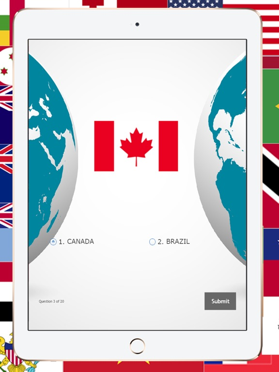 National country flags of the world map quiz app price drops screenshot 3 for national country flags of the world map quiz gumiabroncs Images