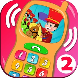 Baby Phone Rhymes 2 - Free Baby Phone Games For Toddlers And Kids