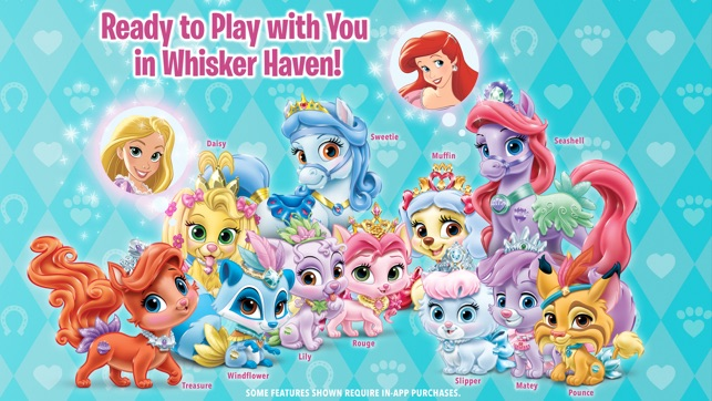 Palace Pets In Whisker Haven On The App Store
