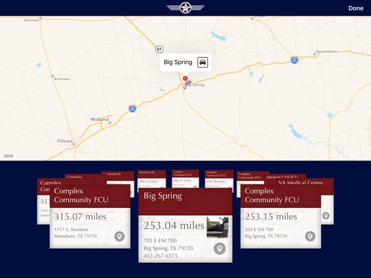 Citizens FCU Mobile for iPad screenshot-4