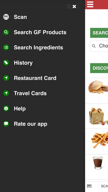 Scan Gluten Free UK FULL - Search & Barcode Scanner screenshot-4