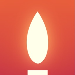 Candle - Realistic flickering flame effect (free version)