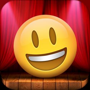 >Emoji app