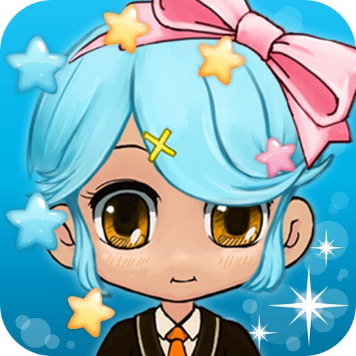 Dress Up Chibi Character Games For Teens Girls & Kids Free - kawaii style pretty creator princess and cute anime for girl iOS App