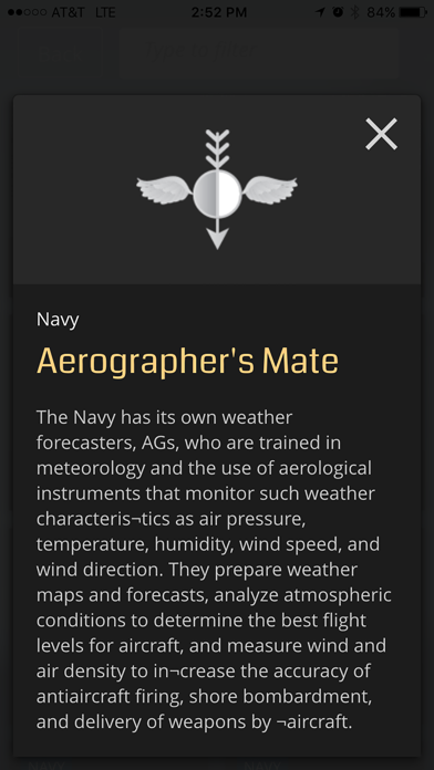 US Navy Ratings & Reference   App Price Drops
