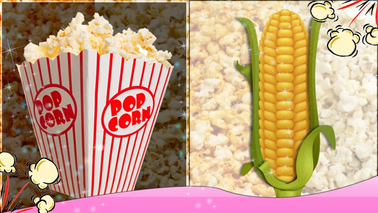 Popcorn Maker – Cooking food & chef mania game for kids