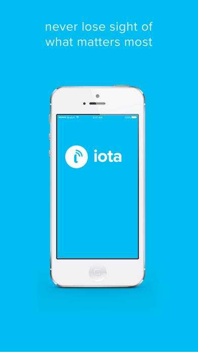 iota tracker screenshot four