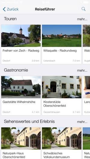 rad und wanderportal augsburg und region on the app store. Black Bedroom Furniture Sets. Home Design Ideas