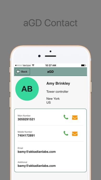 aGD Mobile screenshot-3