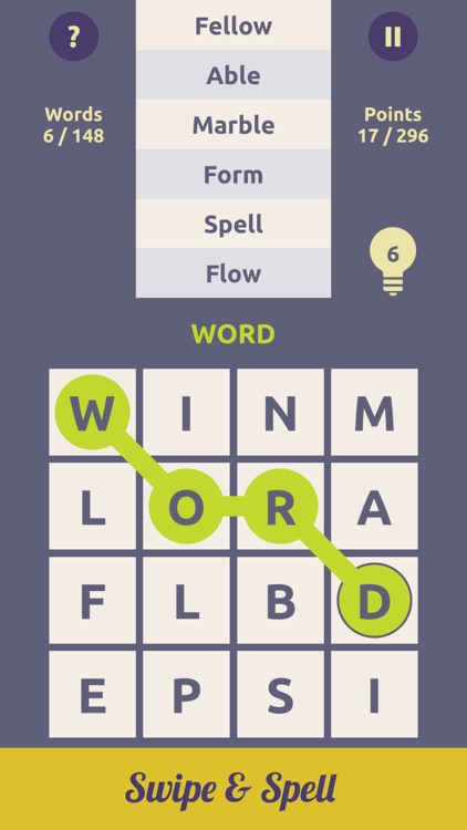 Spell Mania - Word Spelling Games and Boggle Trainer screenshot-0