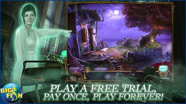 Mystery Case Files: Key To Ravenhearst - A Mystery Hidden Object Game screenshot-0