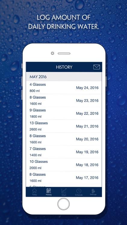 Daily Water Reminder Pro screenshot-3