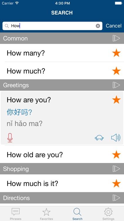 Learn Mandarin Chinese Pro screenshot-3