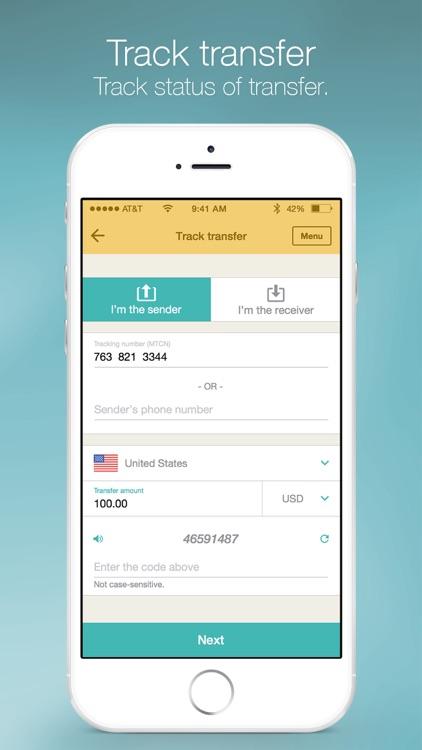Money Transfer WesternUnion AU screenshot-4
