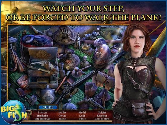 Screenshot #2 for Sea of Lies: Tide of Treachery - A Hidden Object Mystery (Full)