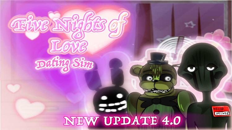 Five Tries At Love - An Animatronic Dating Sim screenshot-0