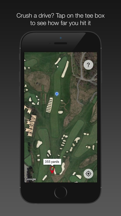 Pocket Caddy - GPS Golf Shot Distance