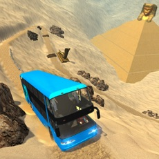 Activities of Offroad Desert Bus Simulator