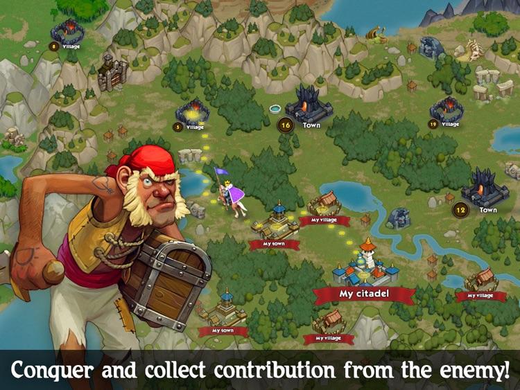 Warhunger screenshot-0