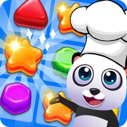 New Cookies Star Puzzle