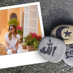 Allah Photo Frames - Instant Frame Maker & Photo Editor