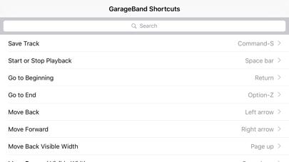 Shortcut: GarageBand Editionのおすすめ画像4