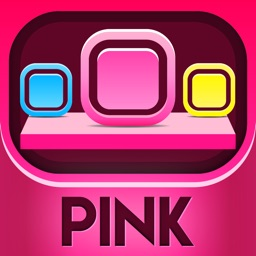 Pink Wallpaper Maker  - Create Home Screen Theme Wallpapers with Frames, Shelves & Docks