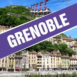 Grenoble City Offline Travel Guide