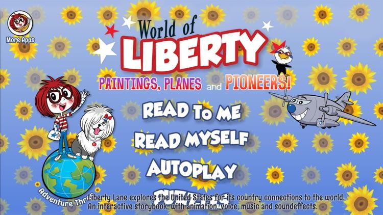 World Of Liberty Adventure 3 screenshot-0