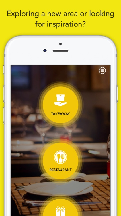 Randow: Nearest Restaurant & Takeaway Finder With Map Support – Discover Random Local Food & Drink Nearby