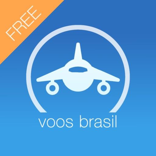Brazil Flights Free : Absa, Avianca, Tam, Gol Live Tracker & Radar