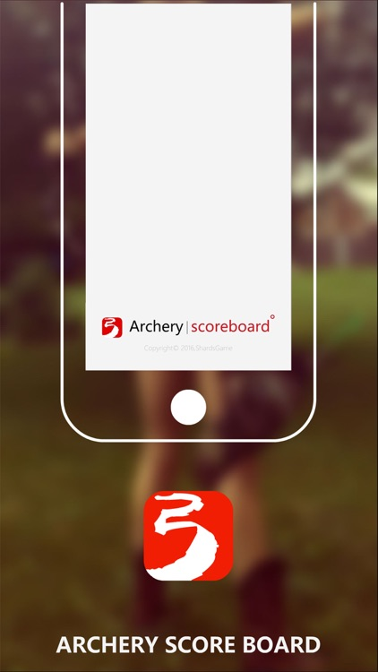 Archery Scoreboard screenshot-4