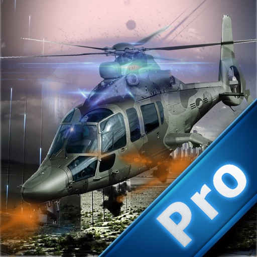 A Flight Battle Champions PRO - A Helicopter Chaos Simulator