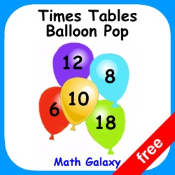 Times Tables Balloon Pop (free)