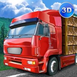 Russian Cargo Truck Simulator 3D