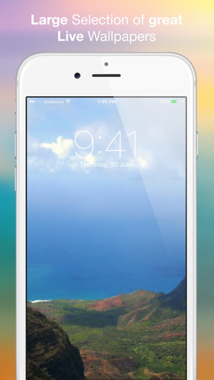 New Live Wallpapers - Cool Animated dynamic HD backgrounds themes for iPhone 6s and 6s Plus free screenshot-4