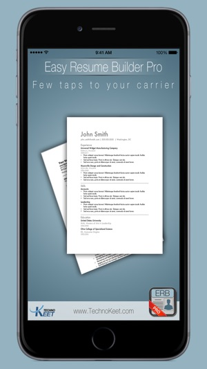 u200eeasy resume pro  resume notepad for job search on the app
