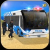 Police Bus Offroad Driver