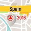 西班牙 离线地图导航和指南
