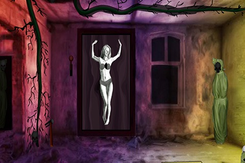 Creepy Abandoned House Escape - náhled