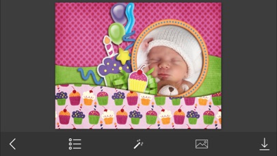 Birthday Photo Frame - Make Awesome Photo using beautiful Photo Frames screenshot four