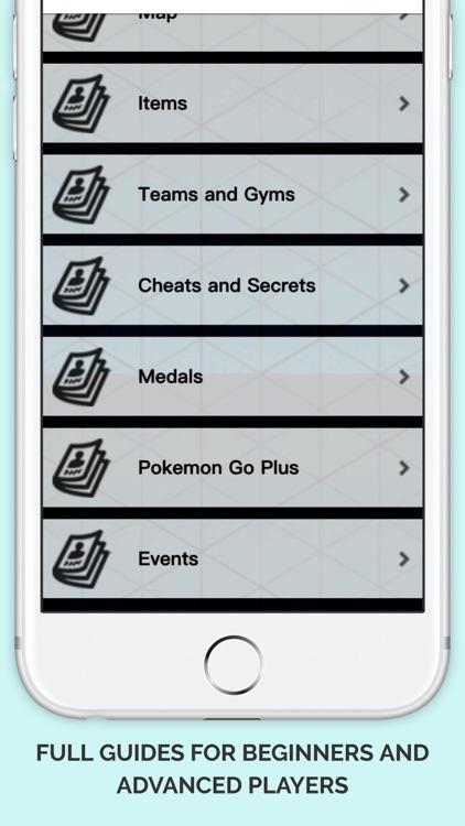 Pro Companion for Pokémon Go - Pokedex, Wiki, Guides and Wallpapers