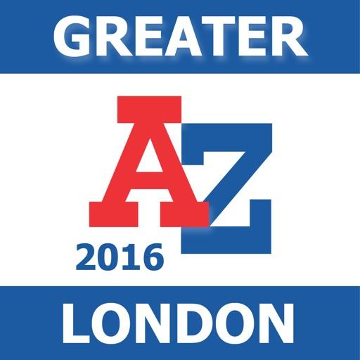 Greater London A-Z Street Map
