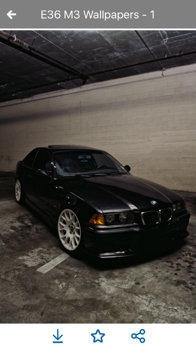 HD Car Wallpapers - BMW M3 E36 Edition | App Price Drops