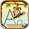 英文字母表ABC学英语背单词识字&儿童画画游戏 –高级版