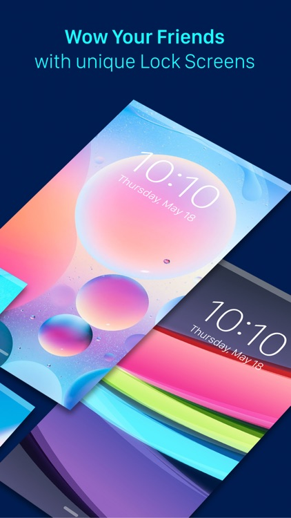 Neon Wallpapers Pro - Colorful & vibrant backgrounds screenshot-4